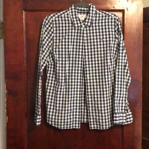 Vineyard Vines Plaid Button Up